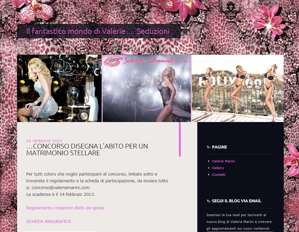 Sposa MariniConcorso L'abito Da Per Panorama Sposi Valeria If7yvYbmg6