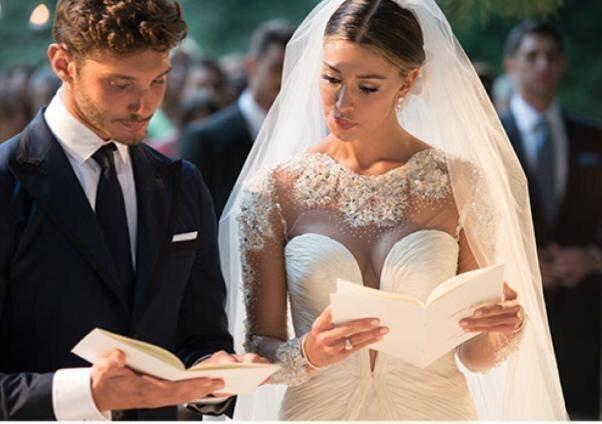 belen de martino matrimonio