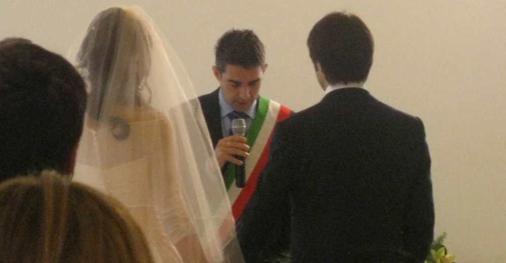 matrimonio civile in comune