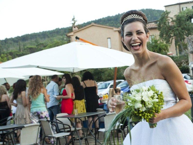 Matrimonio In Toscana Consigli : Aria di primavera in toscana la tendenza è sposarsi open air