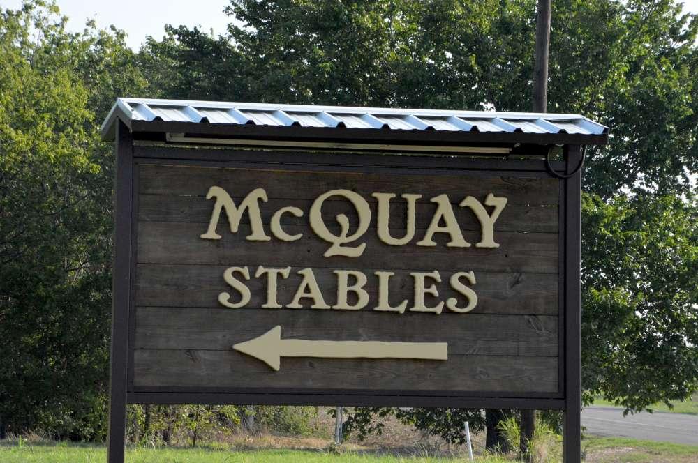 McQuay Stable