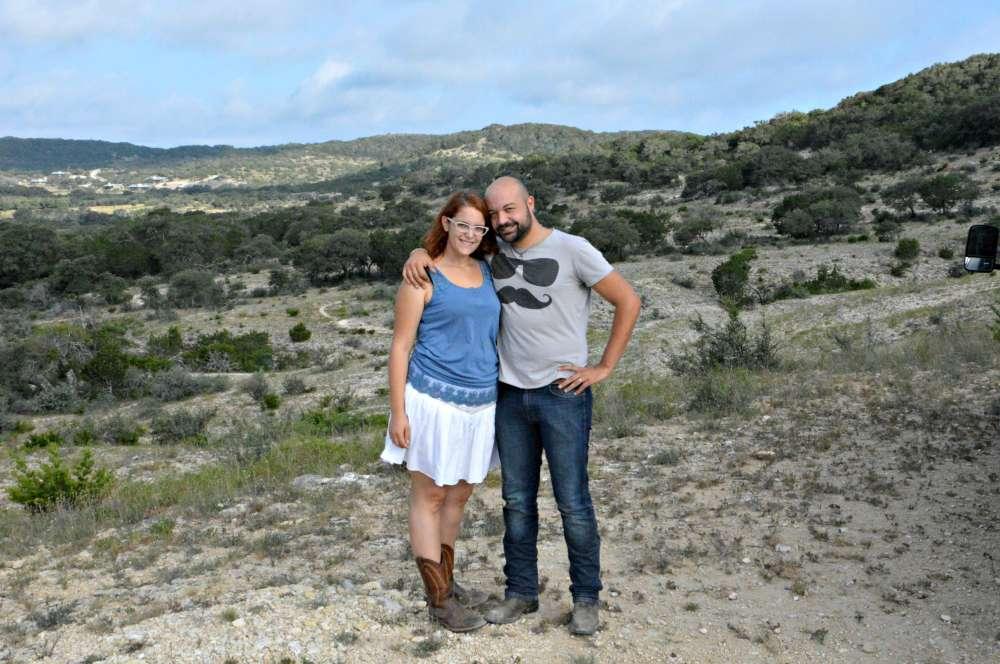 Elisa e Davide al ranch