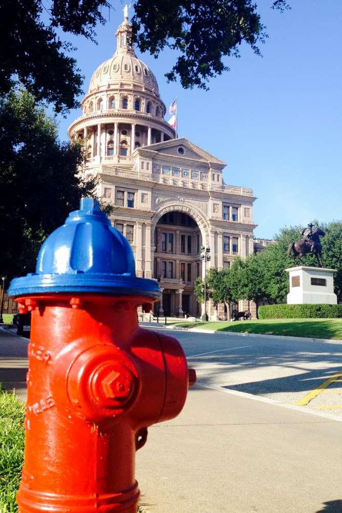 Palazzo del governo di Austin