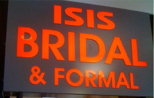 isis bridal and formal