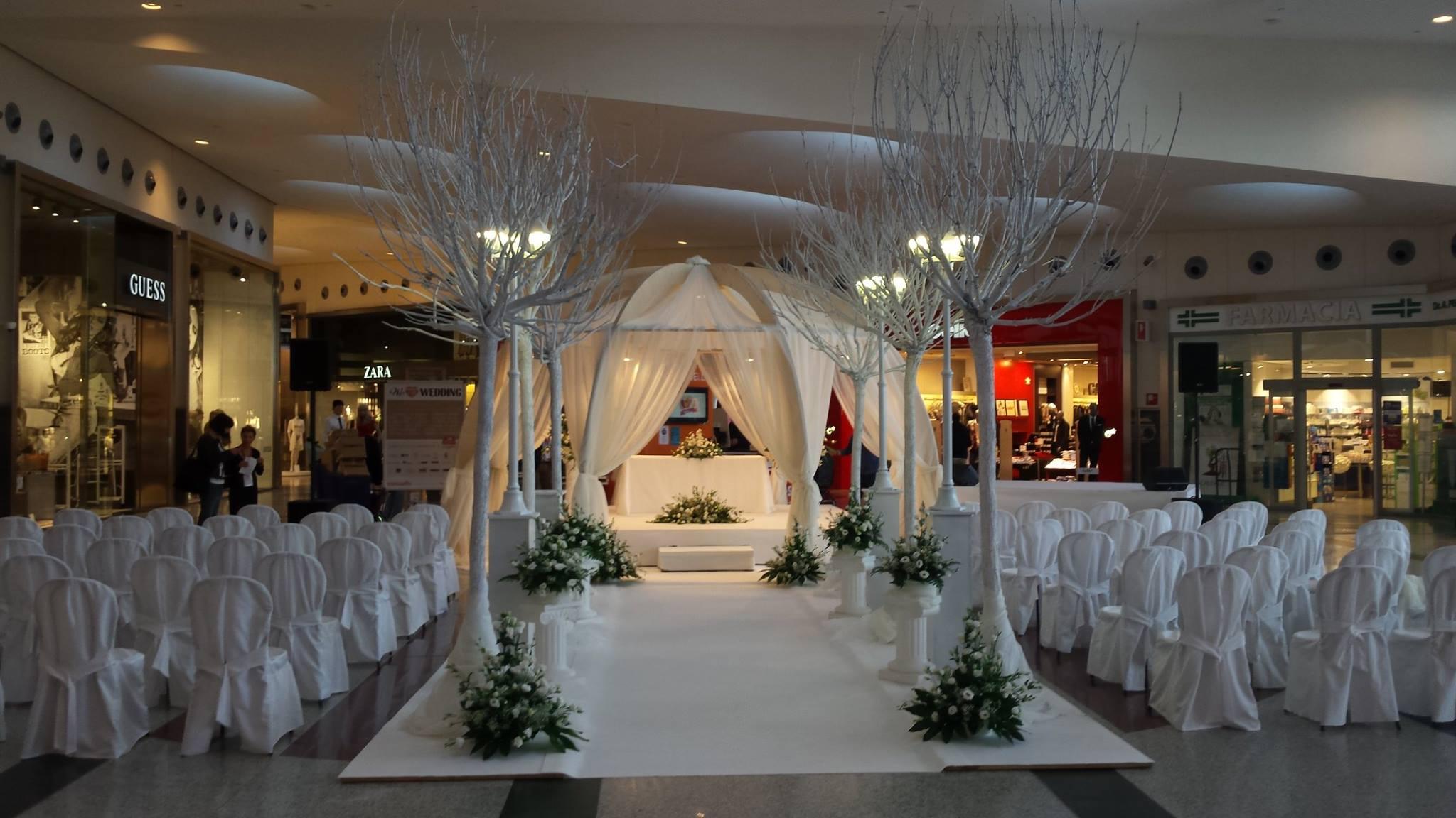 matrimonio centro commerciale carugate