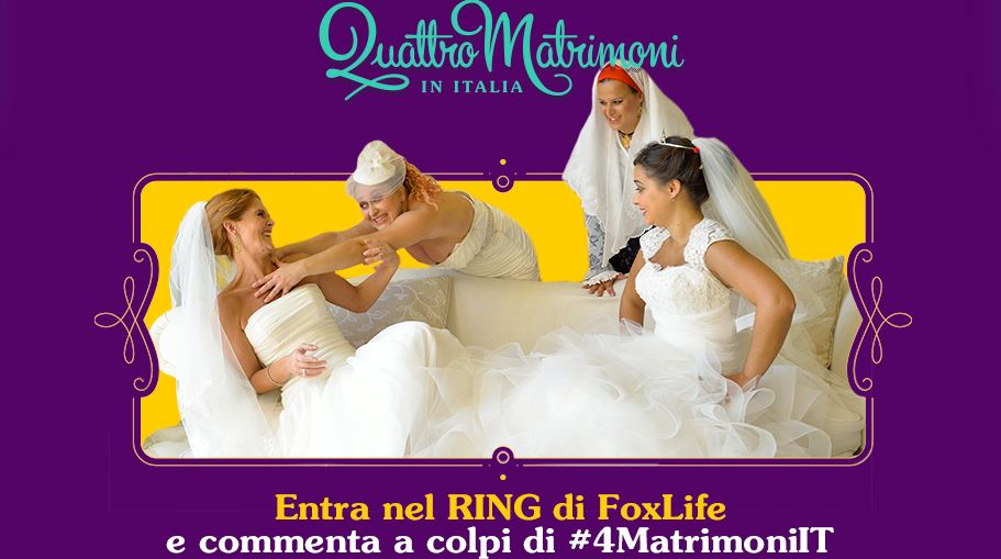 4 matrimoni in italia seconda serie