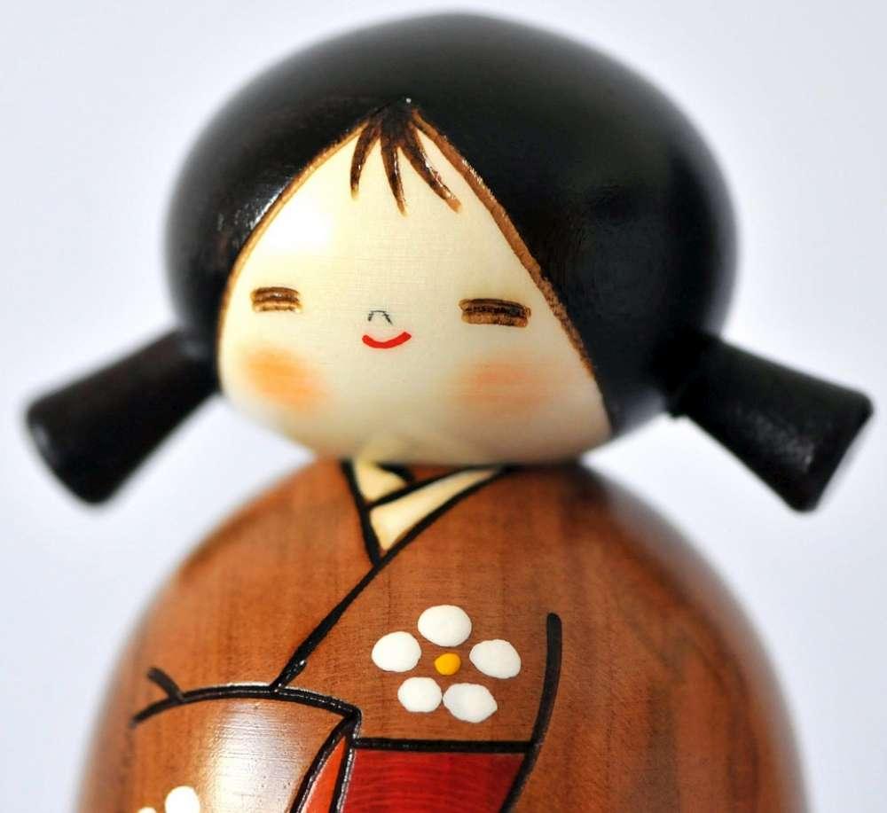 bomboniere giapponesi Kokeshi