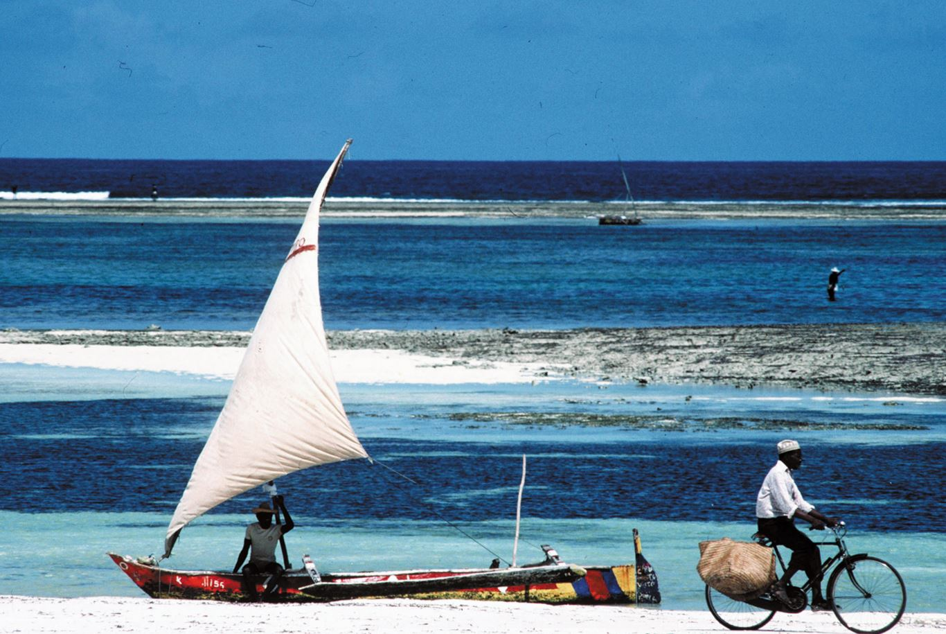 Viaggio di nozze in Kenya, mare