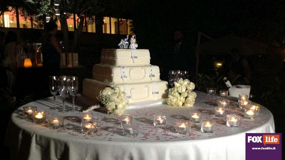 torta quattro matrimoni fox