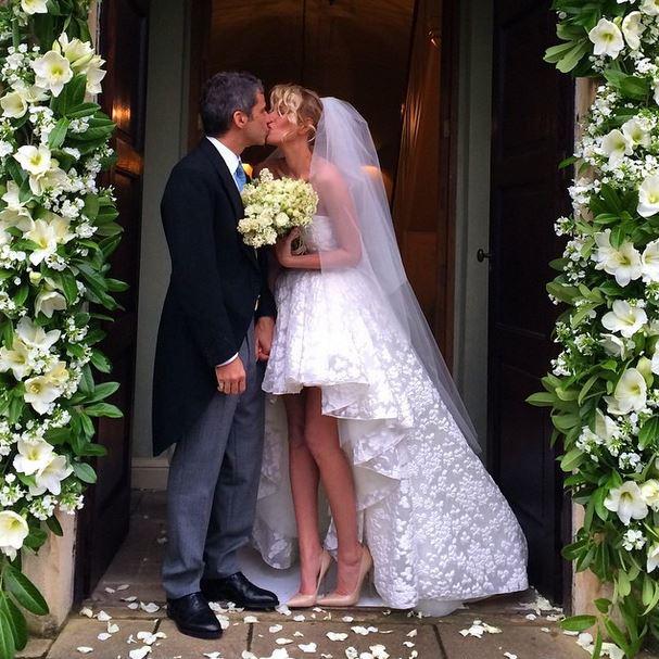 alessia marcuzzi sposa matrimonio nozze