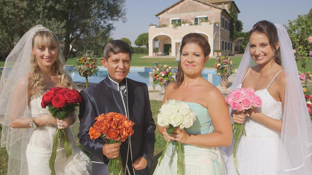 quattro matrimoni quinta puntata