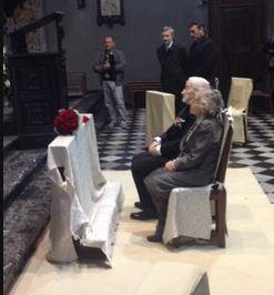 sposi anziani