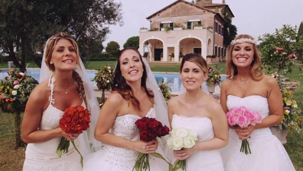 4 matrimoni in italia valentina_laura_jessica_alessandra