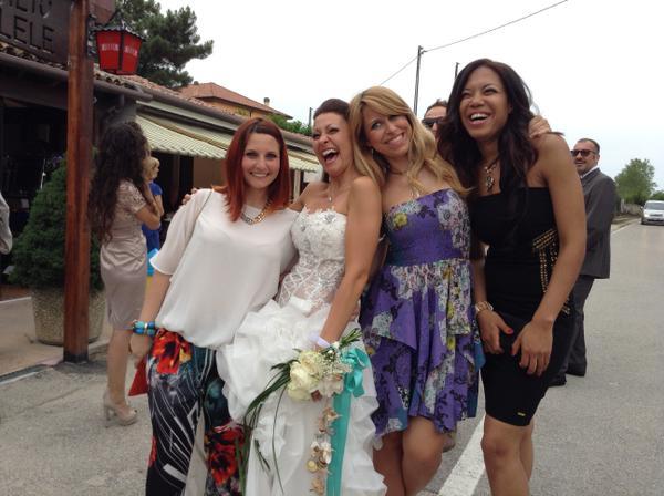 4 matrimoni in italia yanela francesca alessia