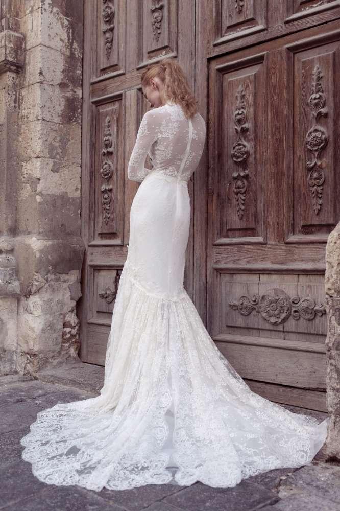Sartoria abito sposa