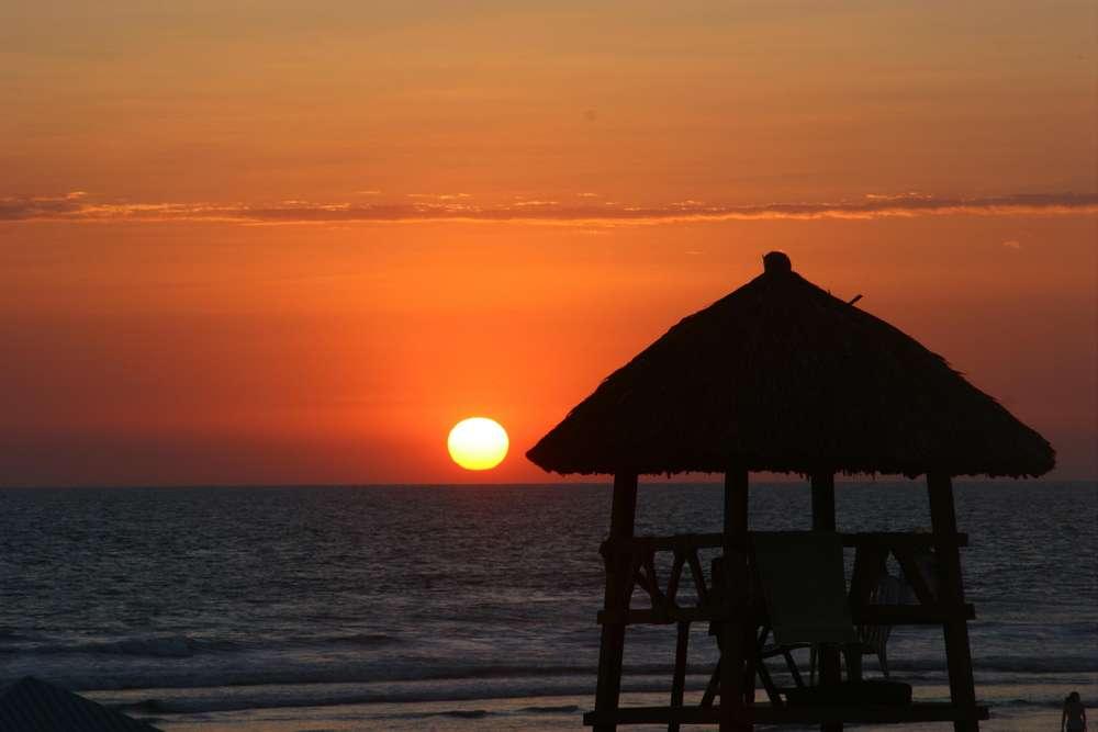 Viaggio di nozze in Messico: Tramonto ad Acapulco