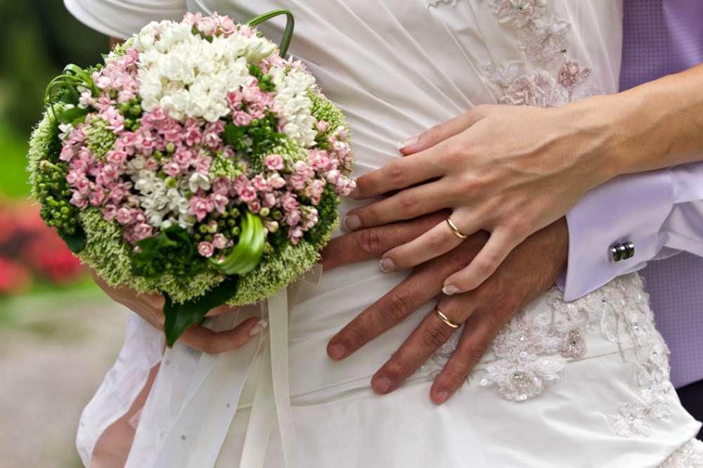 bouquet sposi nozze