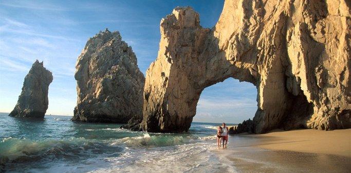 Viaggio di nozze in Messico: Los Cabos