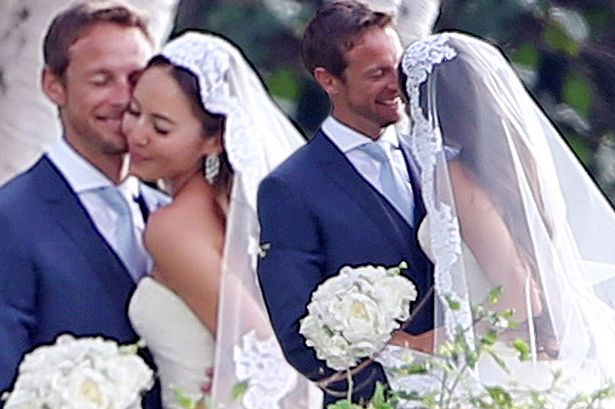 matrimonio jenson button