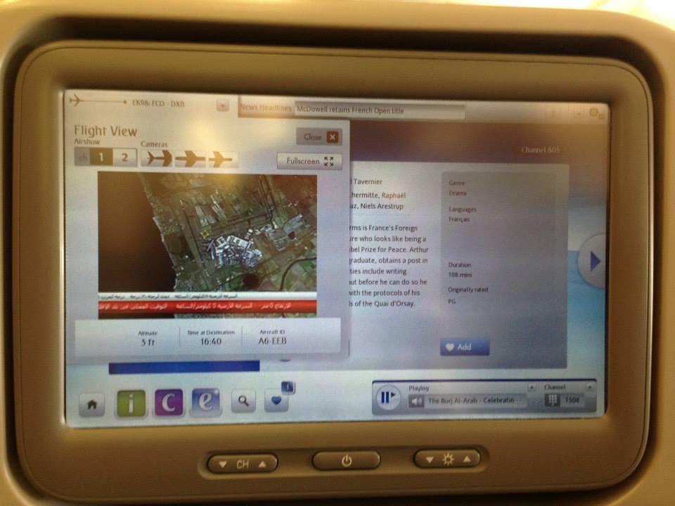 volo emirates