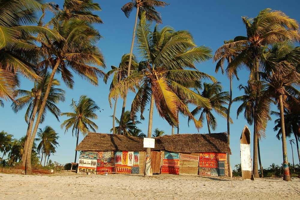 Zanzibar luna di miele sposi