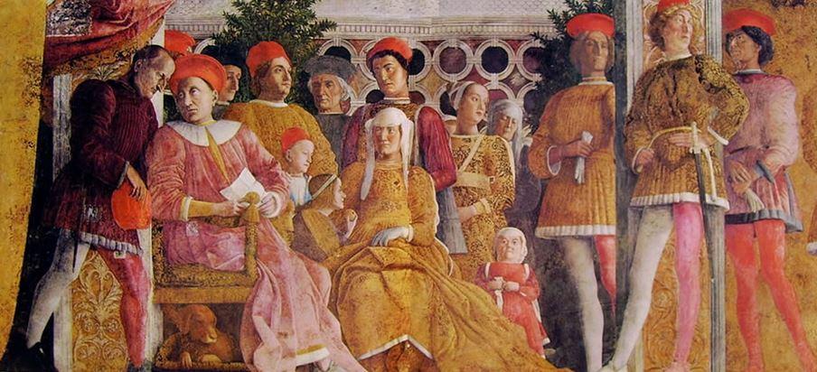 camera degli sposi mantova mantegna