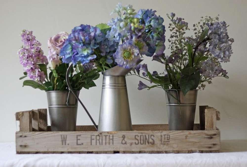 fiori matrimonio country