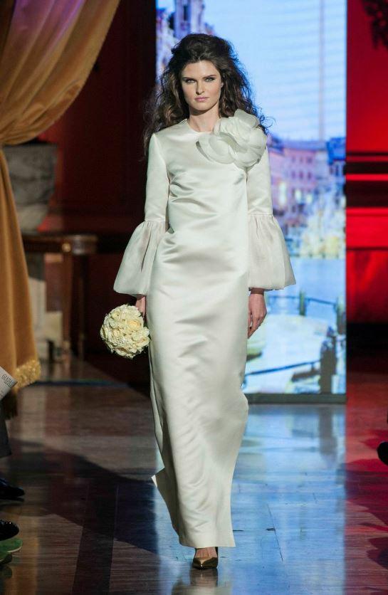 giada curti sposa abito 2015