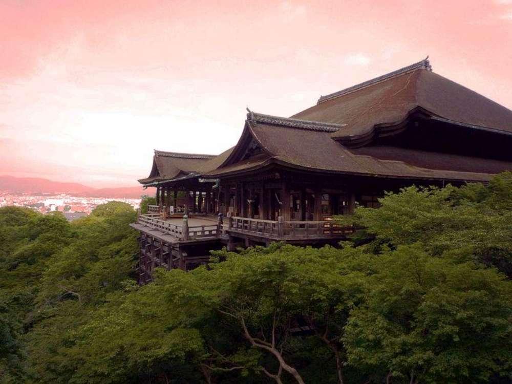 kyoto viaggio di nozze