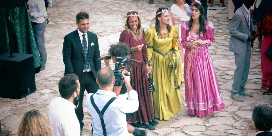 quattro matrimoni in italia medievale