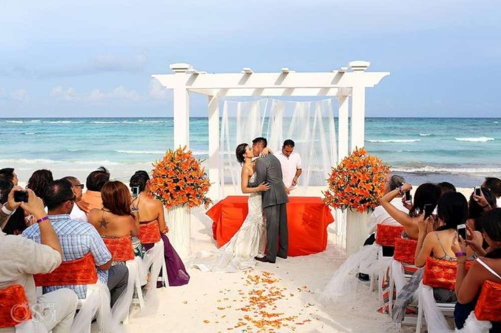 Matrimonio in spiaggia, Messico