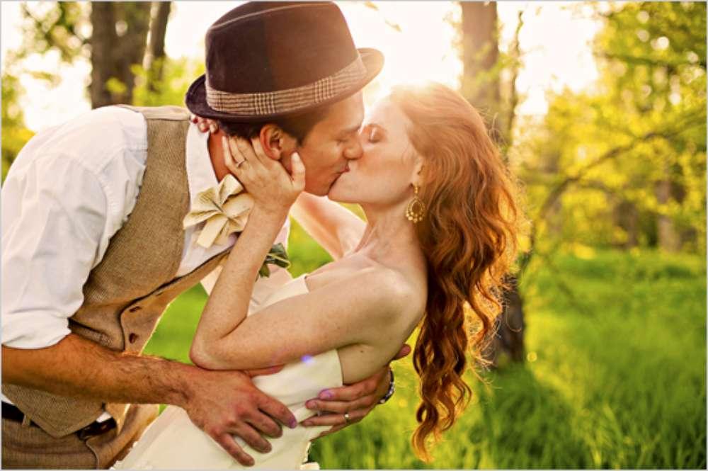 sposi country nozze