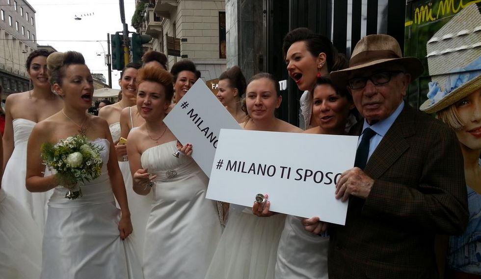 spose a milano