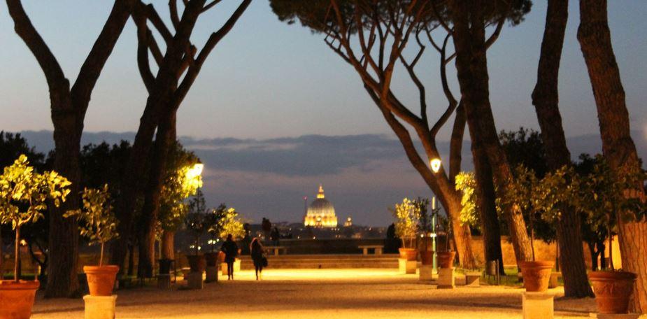 Roma, matrimonio ai musei Capitolini e giardino degli Aranci