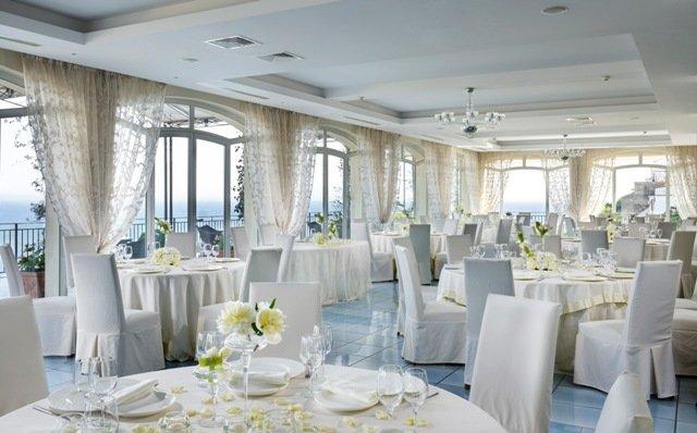 sala wedding hotel vietri