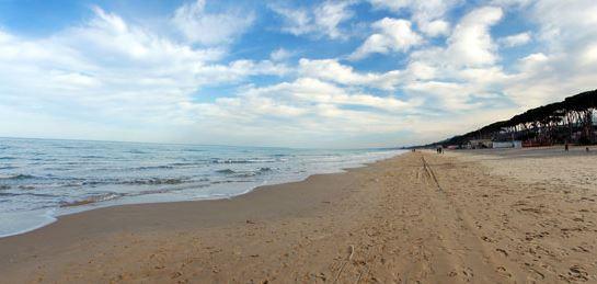 spiaggia pineto matrimoni