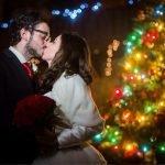 Matrimonio a Natale, le nozze di Paola e Simone