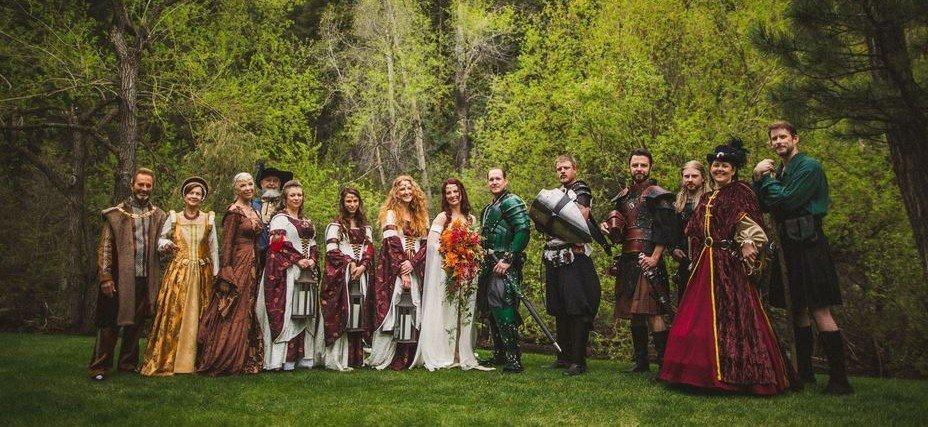Matrimonio Tema Fantasy : Matrimonio a tema fantasy idee per nozze quot da favola
