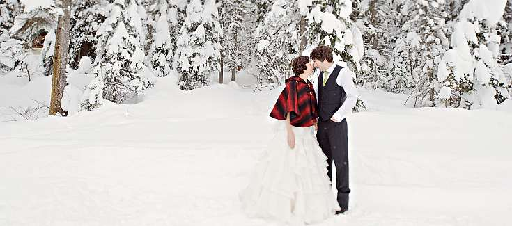 Matrimonio Tema Neve : Matrimonio in inverno idee per gli abiti da sposa invernali