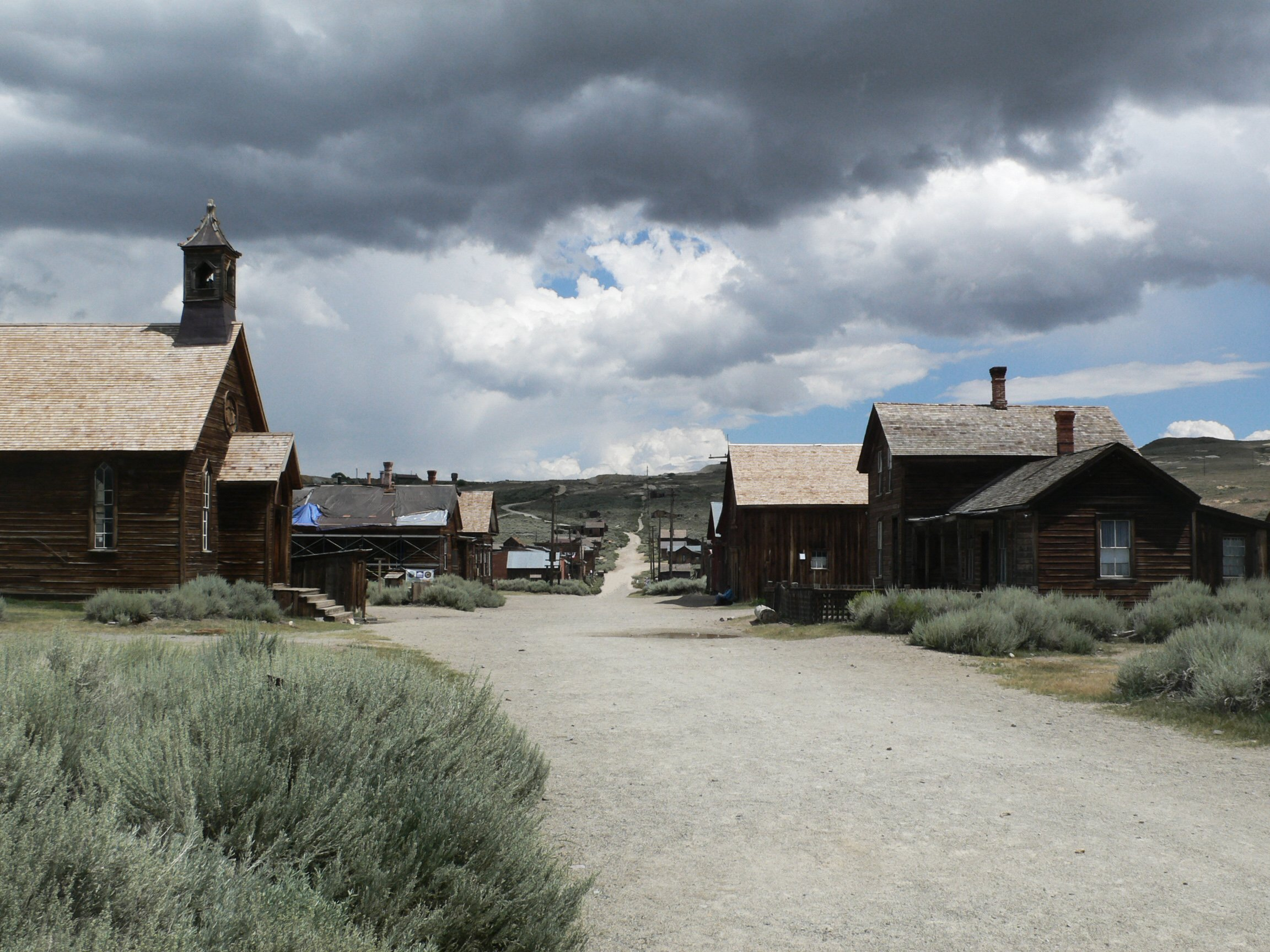 Bodie - the ghost town
