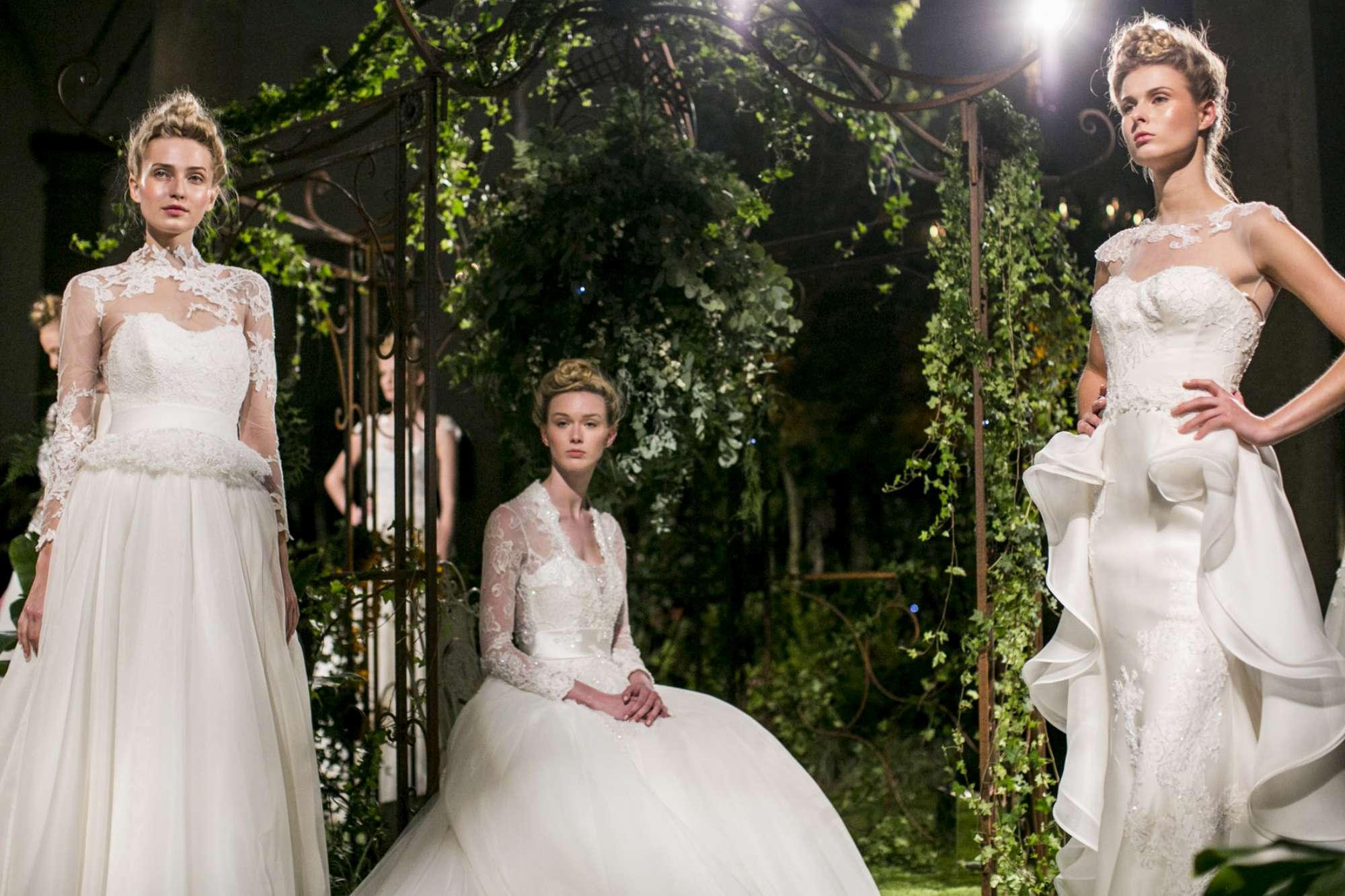 Enzo Miccio collezione abiti da sposa 2016