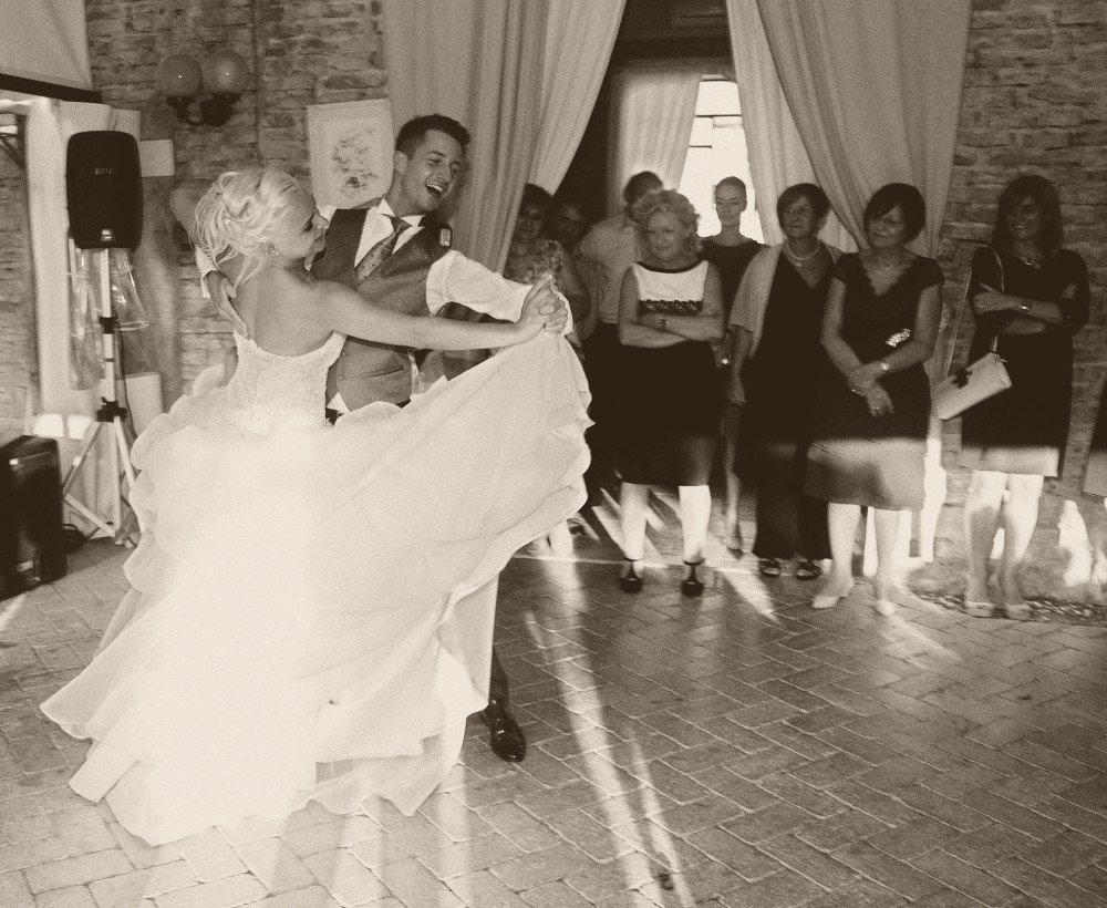 coreografia sposi ballo