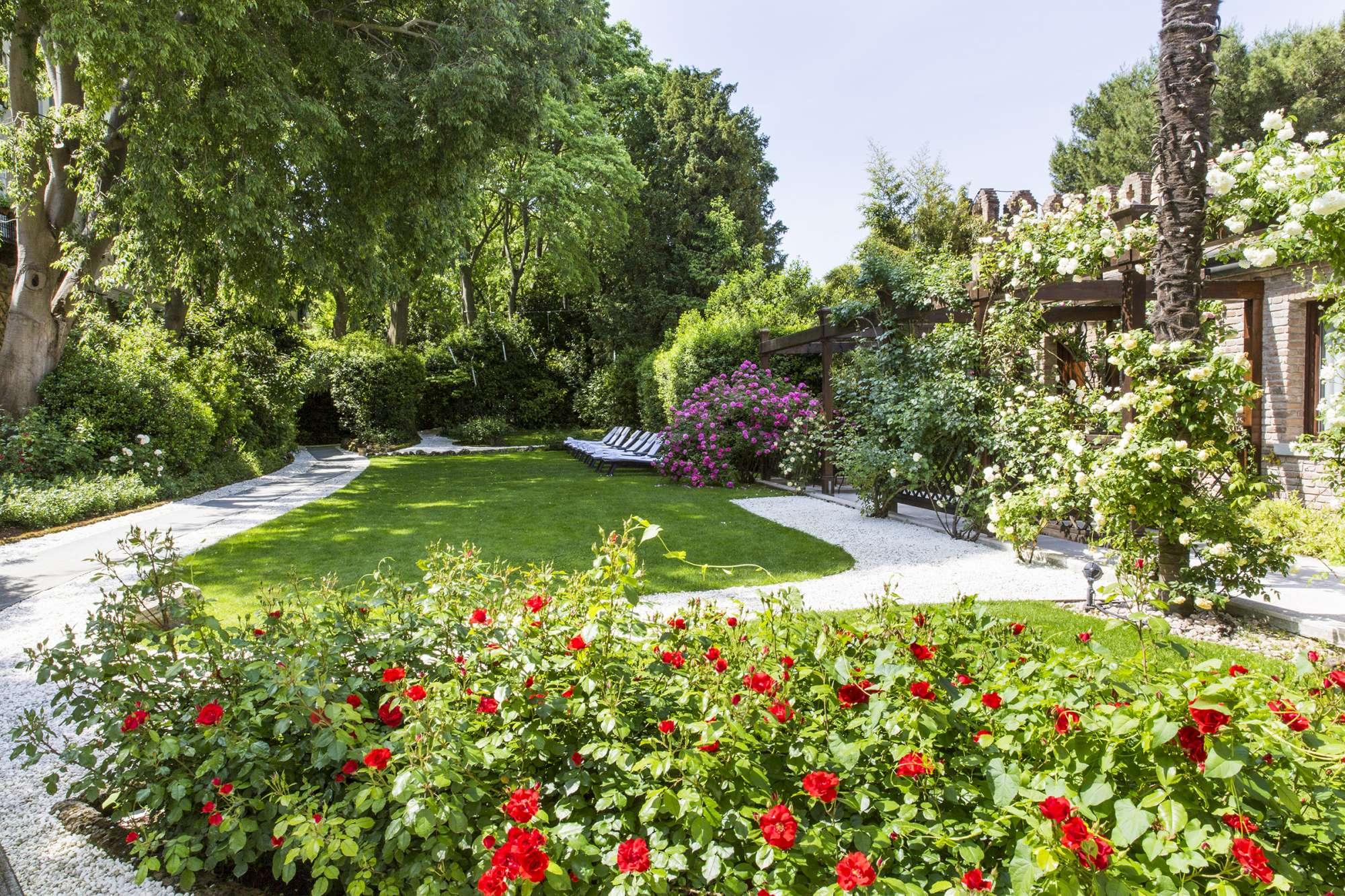 Hotel Boscolo Venezia giardino