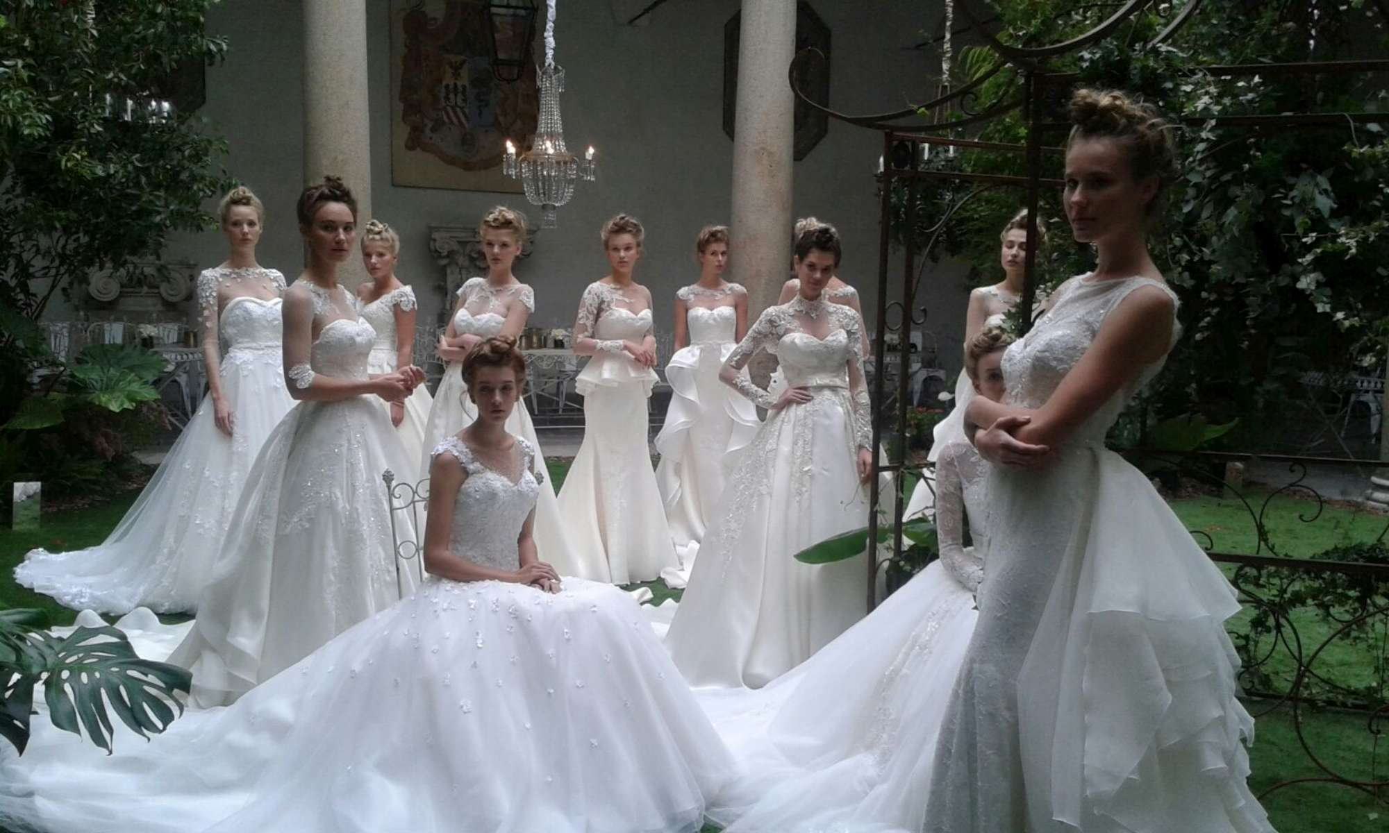 Enzo Miccio Bridal Collection 2016