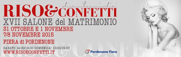 Fiera matrimonio Pordenone
