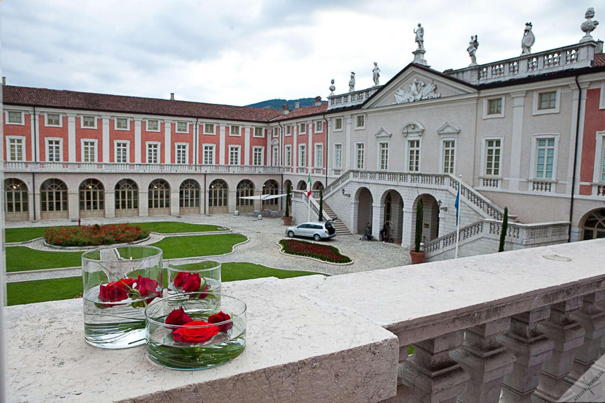 Villa Fenaroli matrimonio