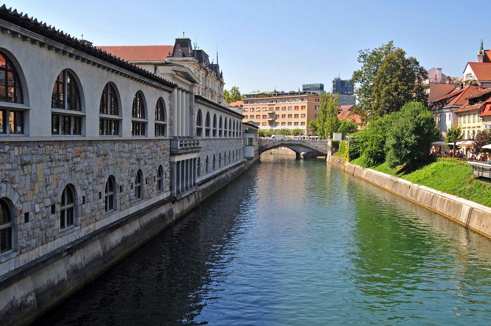 Ponte Shutterstock - Lubiana