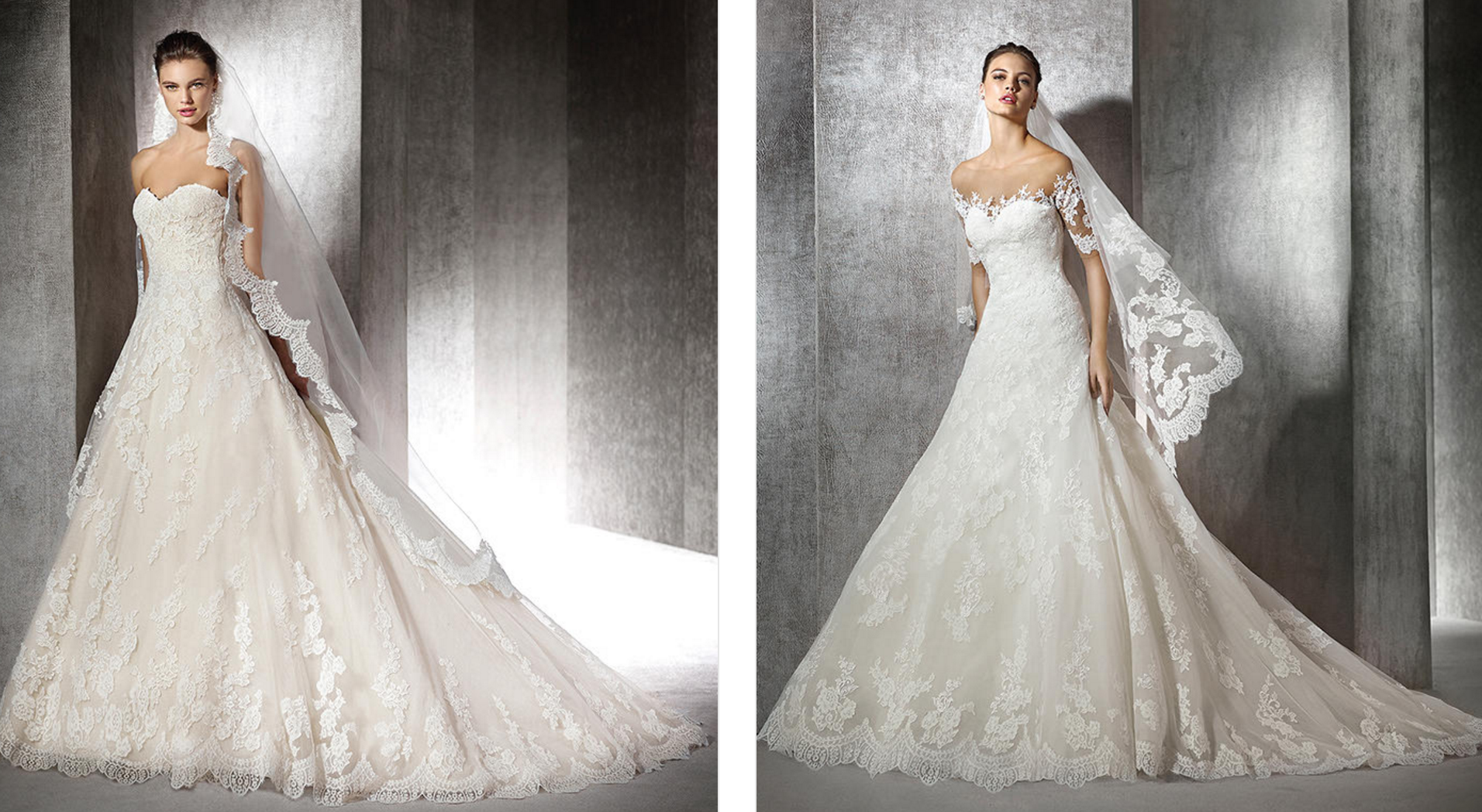 St. Patrick bridal collection 2016