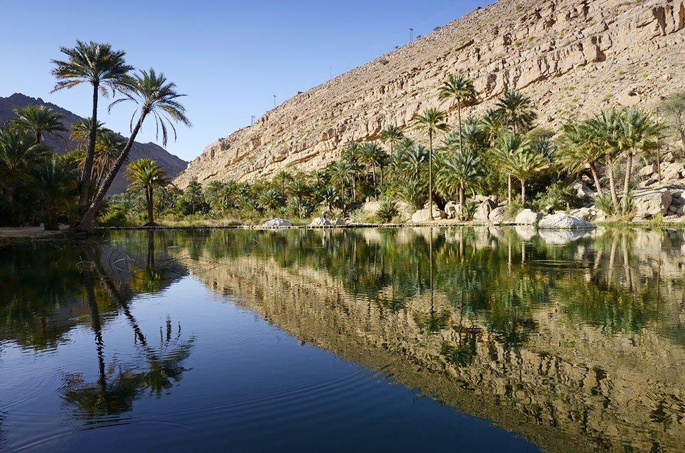 Oman viaggio di nozze