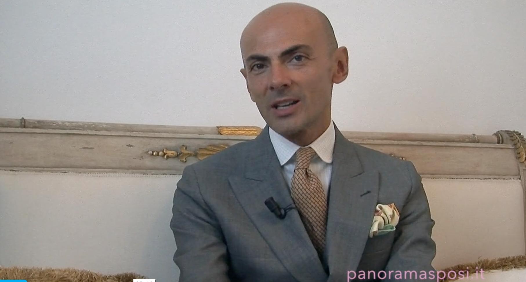 Matrimonio Natalizio Enzo Miccio : I consigli di enzo miccio quot la sposa deve essere principessa